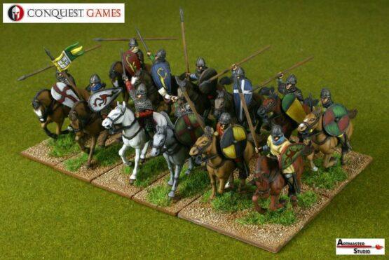 Normannische Ritter (15)-637