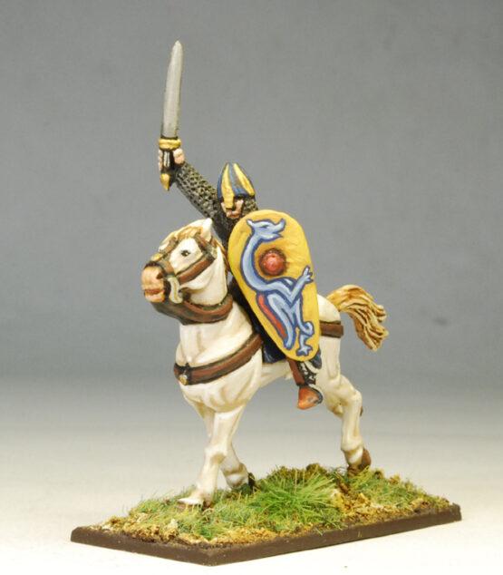 Normannischer Kriegsherr-0