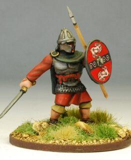 Walisischer Kriegsherr -0