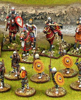 SAGA Starterarmee: 4 Punkte Byzantiner-0
