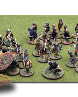SAGA Armee: 6 Punkte Wikinger -0