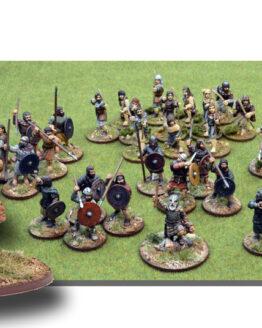SAGA Armee: 6 Punkte Schotten-0