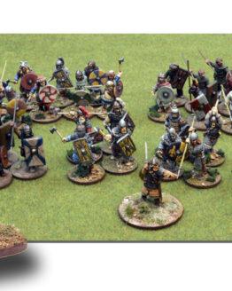 SAGA Armee: 6 Punkte Jomswikinger -0