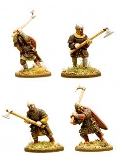 Anglodänische Huscarls mit Dänenäxten (4) (Veteranen)-0