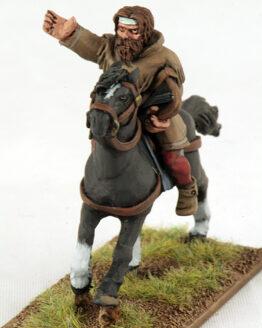 Berittener Wanderbarde -0