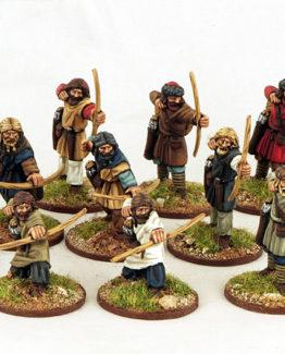 Wikinger Bogenschützen (12) Bauern-0
