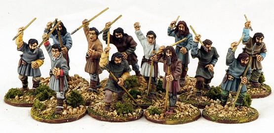 Bretonen Bauern mit Wurfspeeren (12)-0