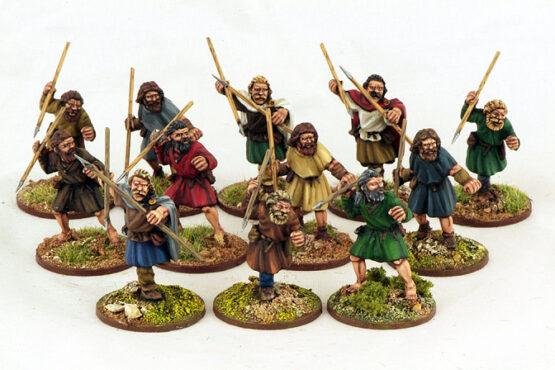 Iren Bauern mit Wurfspeeren (12)-0