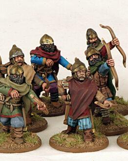 Prinzen der Rus Bauern mit Bögen (12)-0