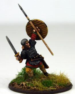 Angelsachsen Kriegsherr B-0