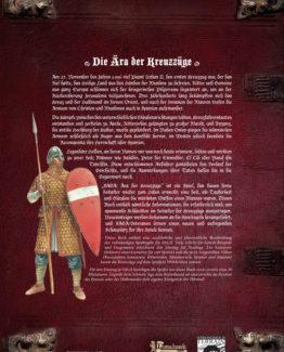 SAGA-Ära der Kreuzzüge Regelbuch (deutsch)-932