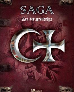 SAGA-Ära der Kreuzzüge Regelbuch (deutsch)-0