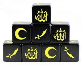 SAGA Würfel Ära der Kreuzzüge (muslimische Völker)-0