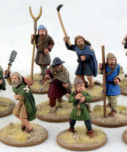 Kreuzfahrer Pilger (Bauern) (12)-0