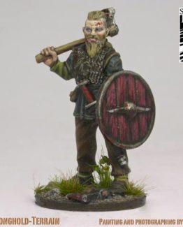 Berühmter Wikinger Kriegsherr-1050