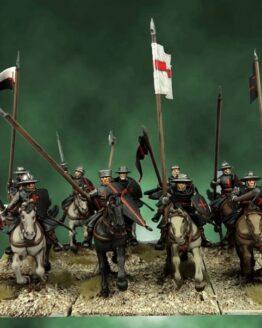 Mounted Sergeants (12)-984