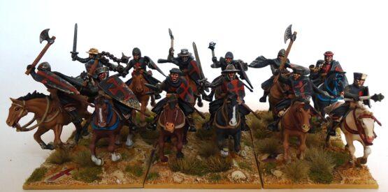 Mounted Sergeants (12)-985