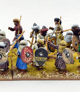 Arab Spearmen and Archers (40)-1001