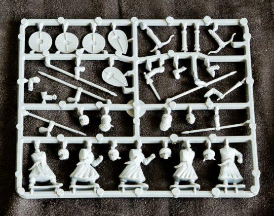 Arab Spearmen and Archers (40)-1003