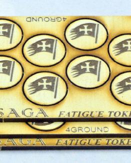 Ära der Kreuzzüge: Christliche Ermüdungsmarker-0
