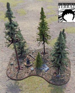 Modularer Wald (magnetisiert)-0