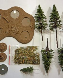 Modularer Wald (magnetisiert)-1091