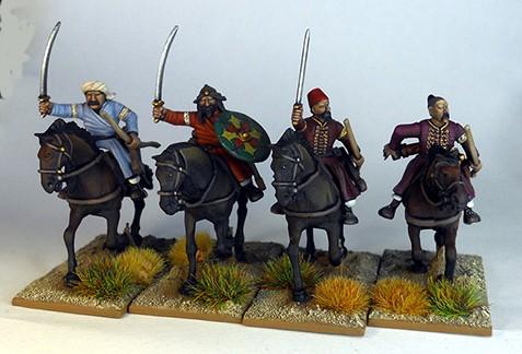 Arabische leichte Kavallerie (12)-1095