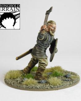 Berühmter Wikinger Kriegsherr II-1143
