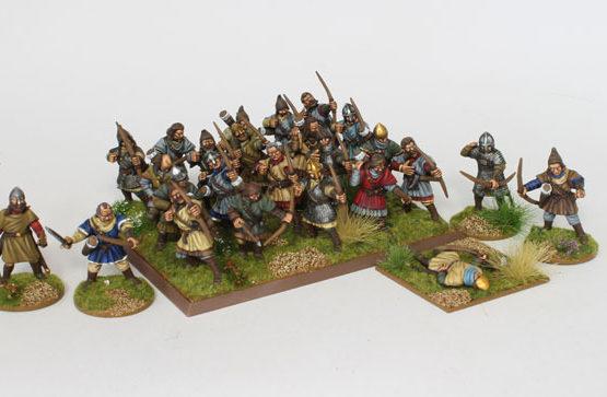 Bogenschützen des Mittelalters (28)-1182
