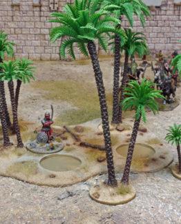 Modularer Palmenwald (magnetisiert)-0
