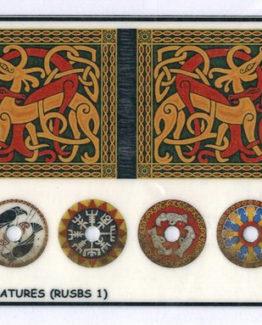 Heidnische Rus Banner & Schild Designs (Little Big Men)-0