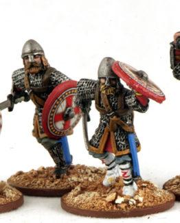 Harald Hadraddas Warägergarde (4) Veteranen-0