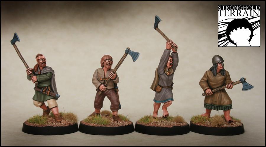 Iren Veteranen mit Dänenäxten (4) (Footsore miniatures)-1318