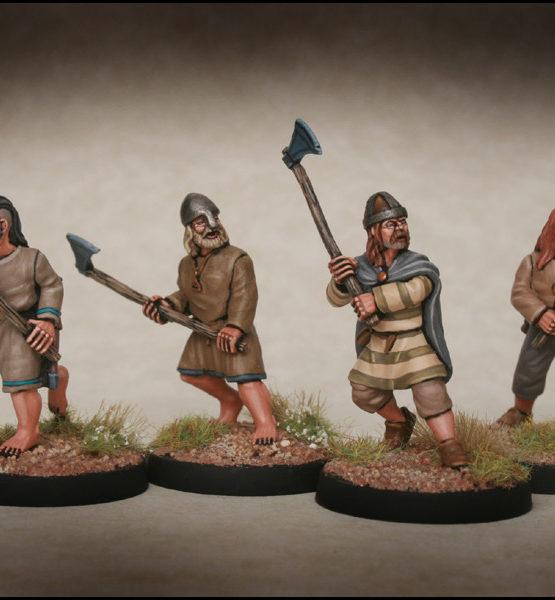 Iren Veteranen mit Dänenäxten (4) (Footsore miniatures)-1319