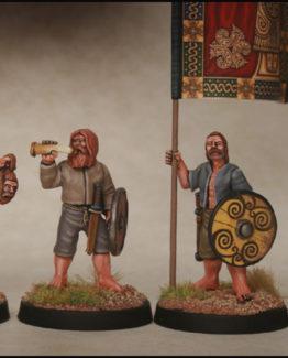 Iren/Waliser Infanterie Kommandoabteilung (4) (Footsore miniatures)-0