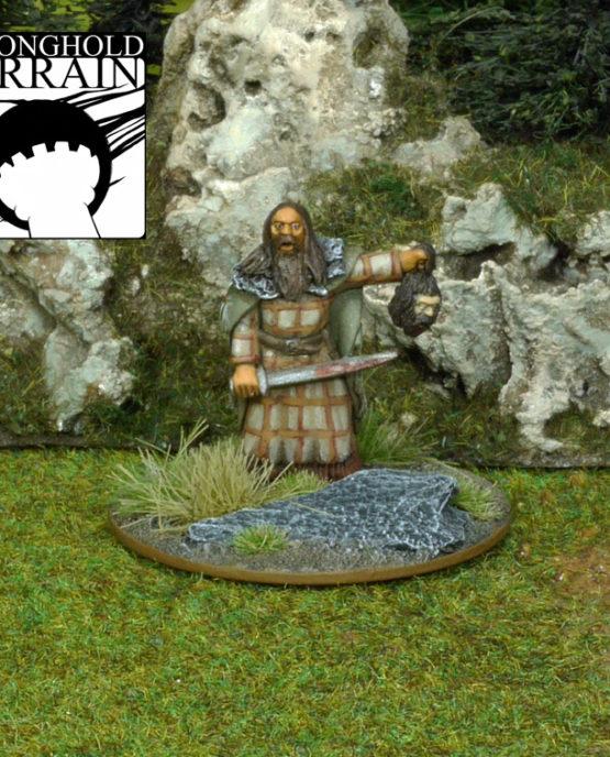 SAGA Starter Armee: Alternative 4 Punkte Iren/Waliser (Footsore miniatures)-1331