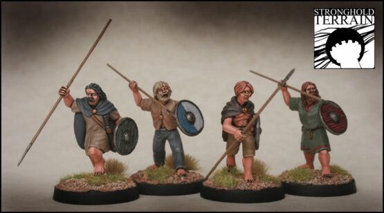 Iren/Waliser Krieger (8) (Footsore miniatures)-1323