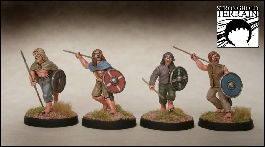 Iren/Waliser Krieger (8) (Footsore miniatures)-1322