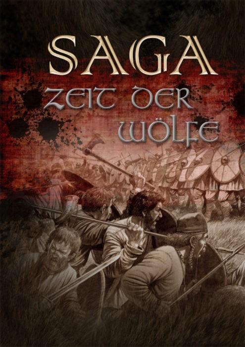 Cover SAGA-Zeit der Wölfe