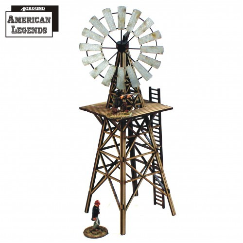 Dead Man's Hand Windmill-1469