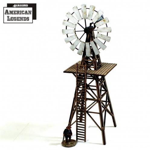 Dead Man's Hand Windmill-0