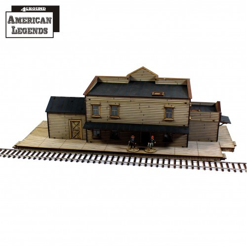 Straight Railway Lines-1473