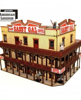 The Sassy Gal Saloon-0