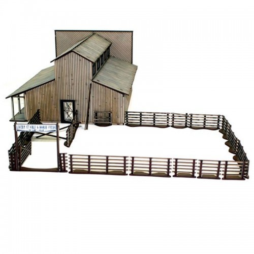 Corral Fencing-1705