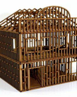 Double Storey Building Under Construction-1655
