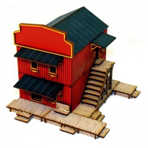 Main Street Building 1-0