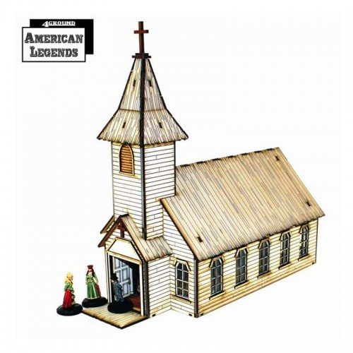 Rev. Johnson's Church-0