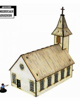 Rev. Johnson's Church-1494