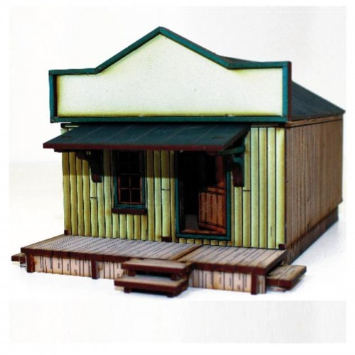 Side Street Building 1-1564