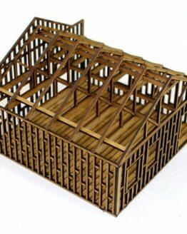 Single Storey Building Under Construction-1648